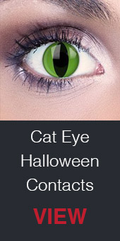 Stunning Scary Halloween Colored Eye Contacts Spooky Eyes