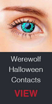 Wolf Eye Contact Lenses