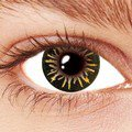 Sunfire Golden Brown Contacts