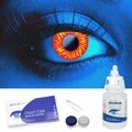i-Glow Wolf Eye Contacts Complete Set