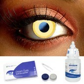 Avatar Contact Lens Complete Set