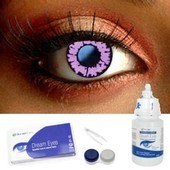 Banshee Contact Lens Complete Set