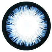 Blue Starfire Contact Lenses