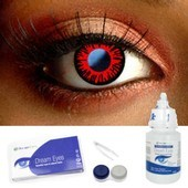 Breaking Dawn Twilight Contacts Complete Set