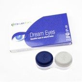 Lizard Contact Lenses with case