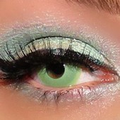 Color Vision Witch Green Contact Lenses