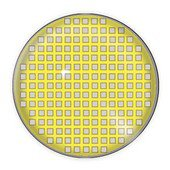 Color Vision Yellow Mesh Contact Lenses (Pair)