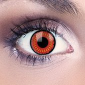 Fantasy Red Contact Lenses