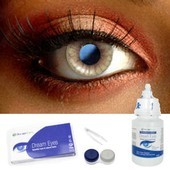 Hazel Glow Contact Lenses Complete Set