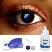 Hell Raiser Contact Lens Complete Set