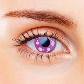 Hotaru Sailor Moon Contact Lenses