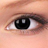 Natural Ring Big Eyes Contact Lenses (Pair)