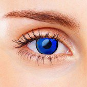 Pixie Blue Contact Lenses