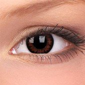 Pretty Hazel Big Eyes Contact Lenses (Pair)