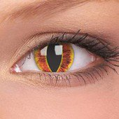 Saurons Eye Contact Lenses (Pair)