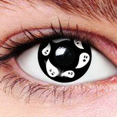 Six Ghosts Halloween Contacts