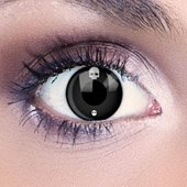 Spooky Black Contacts Fda Approved