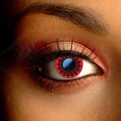 Spiderman Contact Lenses