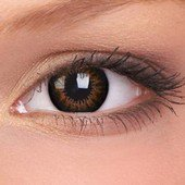 Sweet Honey Big Eyes Contact Lenses (Pair)