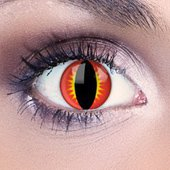 Vampire Eyes Contact Lenses