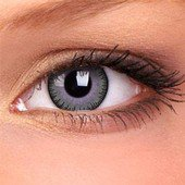 Violet Grey Fusion Contact Lenses (Pair)