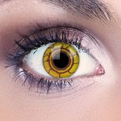 Virus Halloween Contact Lenses