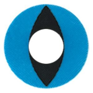 Blue Cat Eye Contact Lens with case