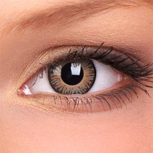 Brown 3 Tone Contact Lenses (Pair)