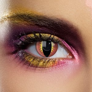 Color Vision Vampire Contact Lenses