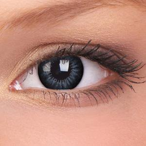 Evening Grey Big Eyes Contact Lenses (Pair)