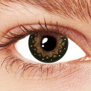 Galaxy Brown Contact Lenses