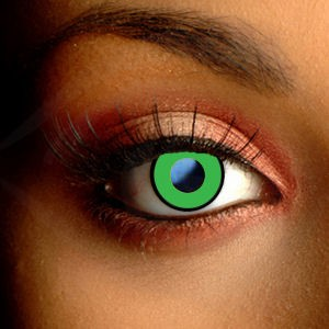 Green Manson Contact Lenses