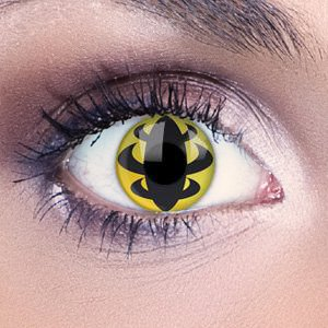 Insectoid Contact Lenses