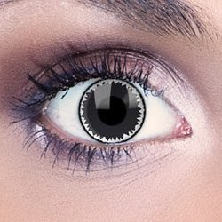 Magic Black Contact Lenses