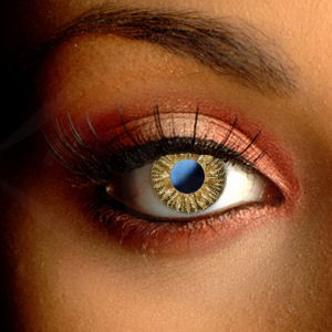 Soft Natural Brown Contact Lenses