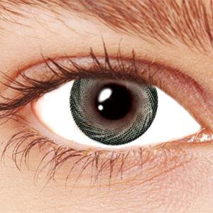 Spiral Grey Contact Lenses